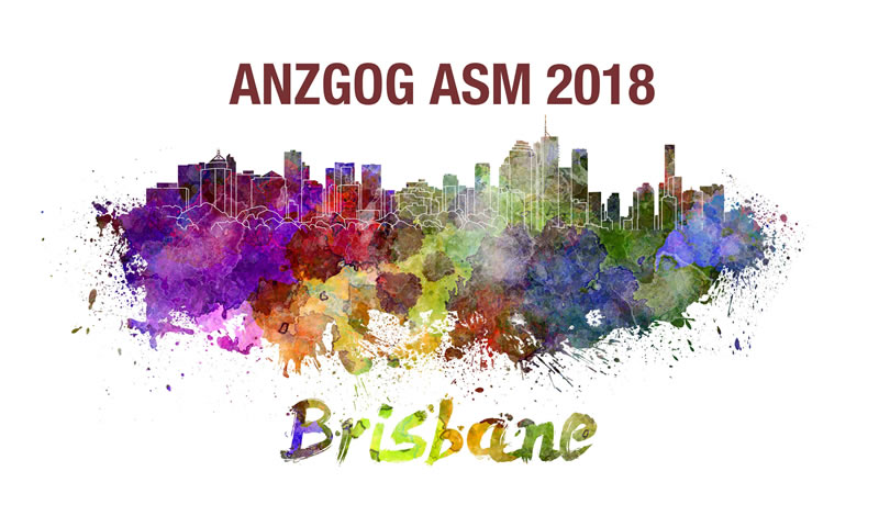 ANZGOG's Annual Scientific Meeting