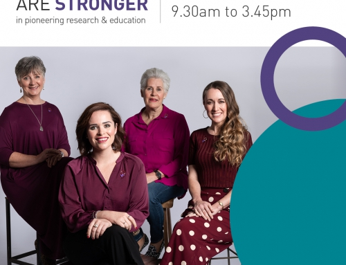 TOGETHER WE ARE STRONGER – in pioneering research & education
